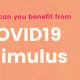 How can you benefit from COVID19 Stumulus?